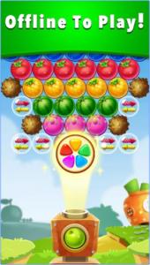 Shoot Bubble Fruit Splash android app