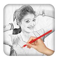 Sketch Photo Editor app logo