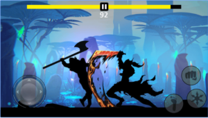 Street Shadow Fighting Champion android app