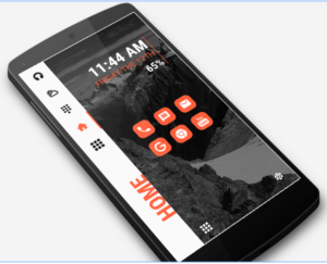 Strip Launcher 2018 - Theme android app