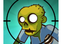 Stupid Zombies game logo