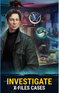 The X-Files Deep State android app