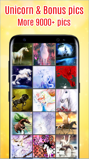 Unicorn Wallpapers android app