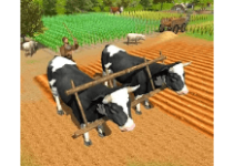 Village Farmers Expert Simulator 2018 logo