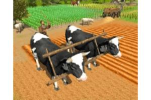Village Farmers Expert Simulator 2018 logo