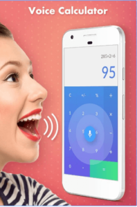 Voice Calculator android app