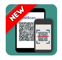 WhatScan++ 2018 android app logo