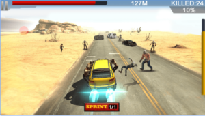 Zombie Killer Road Reaper android app