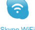 Skype Wifi app logo