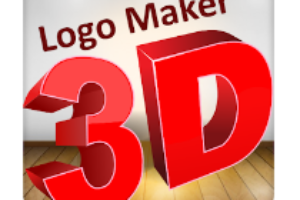 3D Logo Maker and Name Art android app logo