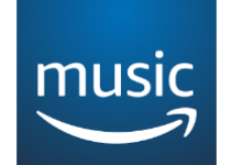 Amazon Music android app logo