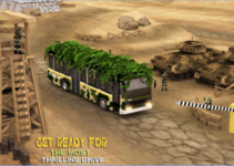 Army Squad Bus Driving Simulator android app