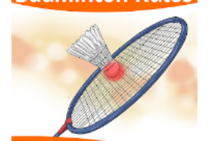 Badminton Rules android app logo
