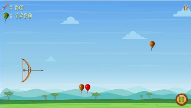 Balloon Archer android app
