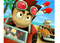 Beach Buggy Racing android appl logo