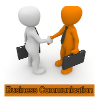 Business Communication android app logo