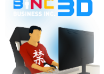 Business Inc. 3D Realistic Startup Simulator Game android app logo