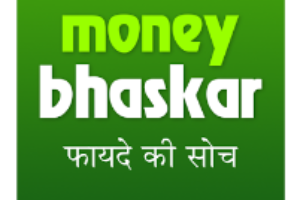 Business News by Money Bhaskar android app logo