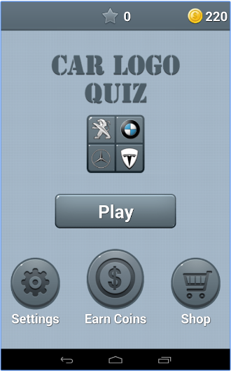 Car Logo Quiz android app