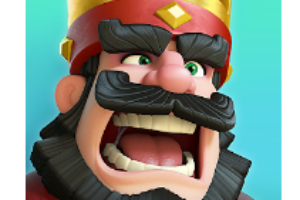 Clash Royale android app logo