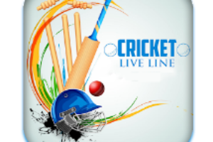 Cricket Live Line android app logo