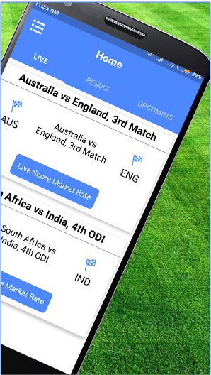 Cricket Live Line android app
