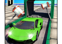 Extreme Car Stunts 3D android app logo