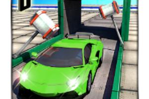 Extreme Car Stunts 3D android app logo