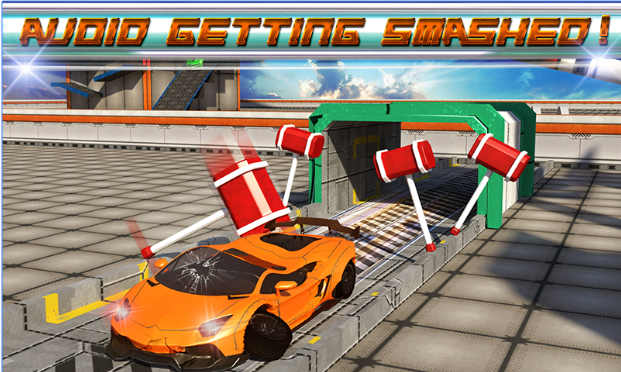 Extreme Car Stunts 3D android app