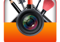 Face Makeup Beauty Photo Editor android app logo