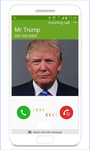 Fake Call - Fake Caller ID android app