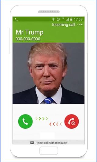 Fake Call - Fake Caller ID android app