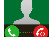Fake Call android app logo