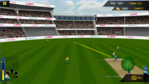 Free Hit Cricket - Free cricket game android app