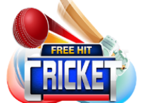 Free Hit Cricket - Free cricket game android app logo