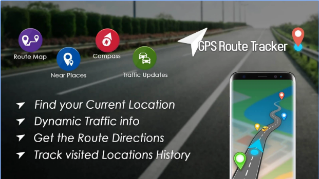 GPS Maps, Directions - Route Tracker, Navigations android appGPS Maps, Directions - Route Tracker, Navigations android app
