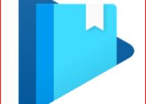 Google Play Books app logo