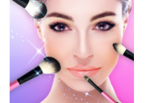 InstaBeauty -Makeup Selfie Cam android app logo