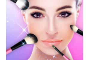 InstaBeauty -Makeup Selfie Cam android app logo