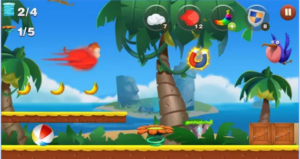 Jungle Monkey Run 2 android app