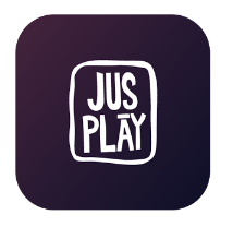 JusPlay - Live Trivia Show android app logo