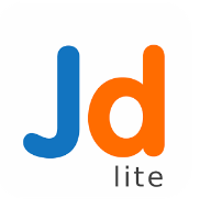 Justdial Lite android app logo