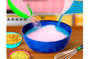 Kids in the Kitchen - Cooking Recipes android app logo