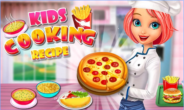 Kids in the Kitchen - Cooking Recipes android app