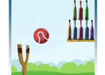 Knock Down Bottles android app logo