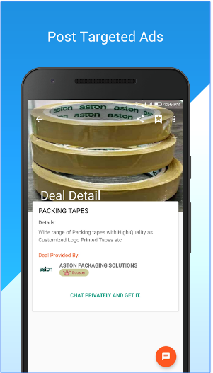 LetzGain Business Networking - B2B Leads Deals App android app