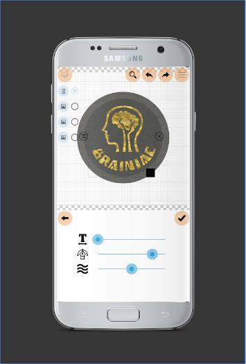 Logo Maker Plus - Graphic Design & Logo Generator android app