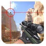 Mountain Shooting Sniper game logo