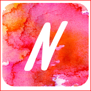 Nykaa Beauty shopping Buy makeup & cosmetics appp logo
