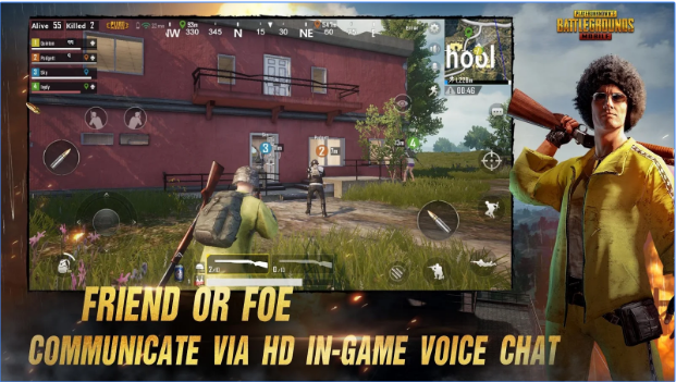 PUBG Mobile android app